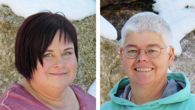 Dr. med. Monika Meier und Patrizia Kossbiel, Heilpraktikerin